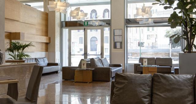 Hotel per disabili camere e spazi accessibili a disabili for Boutique hotel 4 stelle roma
