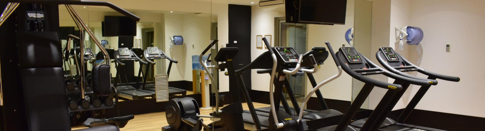 Centro fitness - Hotel President