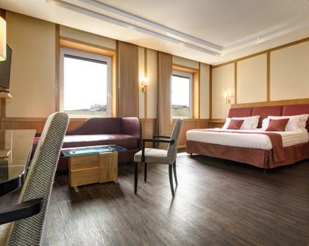 Camera Superior - Hotel President Roma 4 stelle