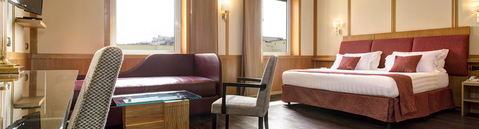 Looking for a hotel for your stay in Roma (RM)? Book/reserve at the Best Western Hotel President