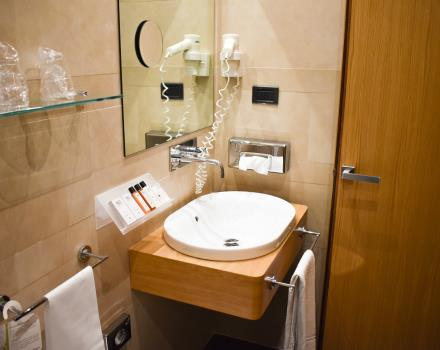 Single Rooms-Hotel President Rome